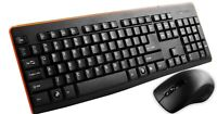 NEW Wireless Keyboard & mouse 2.4GHz English / Hebrew High Quality
