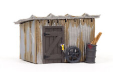 HO Scale Buildings - BR5056 - Tin Shack
