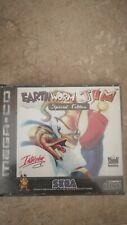 Very Rare Earthworm Jim Special Edition Sega Mega CD 1994