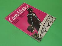 CORTO MALTESE ORIGINALE EDIZIONI MILANO LIBRI N° 8 ANNO 5 1987  [PQ2-030]
