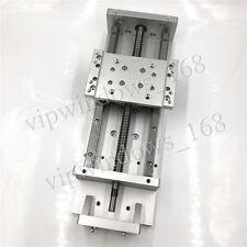 Sliding Table XYZ Axis Cross Slide L200mm Heavy Load SFU1605 CNC Linear Stage