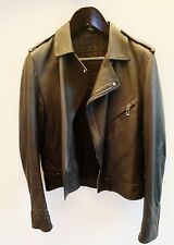 Men's DIOR  leather jacket