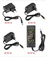 12V Volt DC Steckernetzteil 1A 2A 3A 5A 8A LED Trafo Netzteil Netzadapter Driver