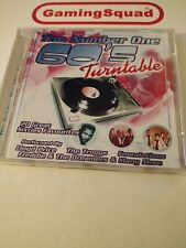 Number One 60's Turntable, Various Artists CD, Supplied by Gaming Squad