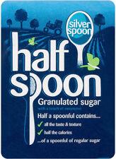 Silver Spoon Half Spoon Granulated Sugar 3 x 500g