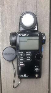Sekonic L-508 Cine Zoom Master Light Meter