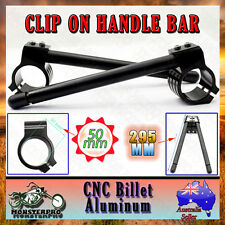 50 mm Clip-On Handlebar For Honda CBR 929RR 1000RR RVF750R RC45 50 RTV100R SP1/2