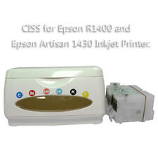 1set Empty Continuous Ink Supply System R1430 Epson R1400/1430 Inkjet Printer