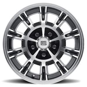 Shelby Mustang Cobra Legendary GT6 10 Spoke Alloy Wheel