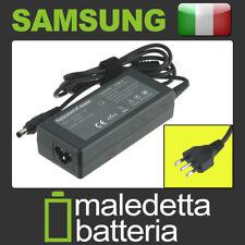 Alimentatore 19V 3,16A 60W per Samsung NC10