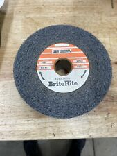 Standard Abrasives E-Z Multi Metal Finishing Wheel Medium S/C 6x2x1 BriteRite