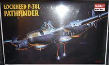ACADEMY 1:48 AEREO LOCKHEED P-38 L PATHFINDER  2151
