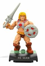 New Mega Construx He-Man Masters of The Universe Mini Figure