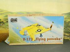 "New Listing1/48 Kit Sword No. Sw48006 V-173 ""Flying Pancake"" Experimental Aircraft New"