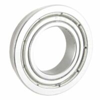 4X(Flanged ball bearing F6801Z, 12 x 21 x 5 mm E8D6)