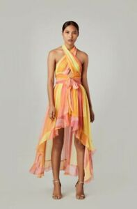 ROCOCO SAND Universe Printed Concept Dress