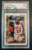 1992 NBA Hoops Michael JordanSupreme CourtPSA 9 MINT #SC1 Chicago Bulls 🔥📈