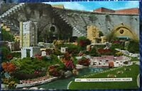 England The Castle Eastbourne Model Village - unposted
