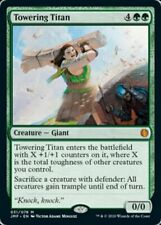 MTG - Jumpstart  - Towering Titan x1 NM