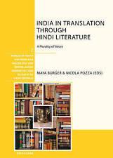 India In Translation Through Hindi Literature  9783034305648