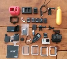 GoPro Hero 3+ with loads of accessories!