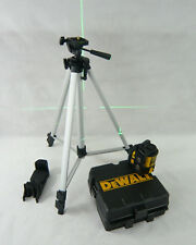DeWalt DW088CG + STATIV GRÜNER grün Kreuzlinien Laser im Koffer DW088 C G K XJ