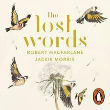 The Lost Words by Morris, Jackie,Macfarlane, Robert, NEW Book, FREE & FAST Deliv
