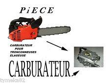 piece tronconneuse CARBURATEUR POUR ELAGEUSE 25 A 30 CC