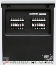 Midnite, Combiner Box, 200A, 150VDC, NEMA 3R, Pre-Wired, With 8 Breakers