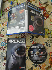 Gioco per Playstation2 Ps2 ----- AREA 51 ----- Pal ita
