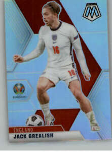 2021 Panini Mosaic UEFA Euro 2020 Silver PRIZMS Soccer Cards Pick From List