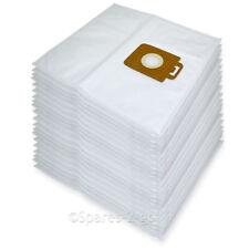 5 Sacchetti di polvere micro fibre per Trisa Power Vac 9047,Super Plus 9418