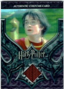 World of Harry Potter 3D Series 2 Costume Card C1 Daniel Radcliffe #308/360