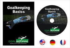Goalsquare DVD Goalkeeping Basics (Sports, Football, Soccer, Coaching, Training)