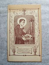 LIVRET / SIGNET : Oeuvre des Ecoles Apostoliques de la Cie de Marie, Début XXè.