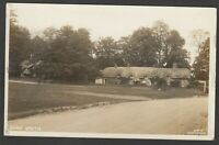 Postcard Lyndhurst New Forest Hampshire early Swan Green RP Davis of Hounsdown