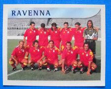 FIGURINA MERLIN CALCIO 99 - N. 524 - SQUADRA - RAVENNA - new