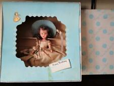 "Nancy Ann Storybook Doll #191 A Flower Girl For May 6.25"" in Happy Birthday Box"