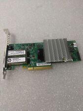 HP NC523SFP QLE3242 10GB PCIe FH Server Adapter Card 593742-001 593715-001