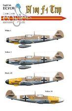 Eagle Cal DECALS 1/48 Messerschmitt Bf 109F-4 Tropical Nº 48130