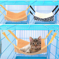 Small Dog Pet Rat Rabbit/Ferret Chinchilla/Cat Cage Hammock Bed Cover Polk DotGV