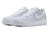 Nike Air Force 1 Ultra Flyknit 2.0 Men's Sneakers White Casual Shoes AV3042-100