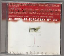 ASSEMBLAGE 23 - [contempt] CD