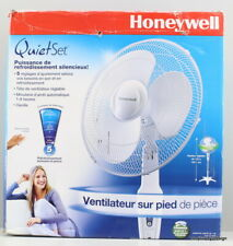 *NEW OPEN BOX*Honeywell HS-1665C QuietSet Whole Room Stand Fan