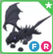 Adopt Me Fly Ride Shadow Dragon