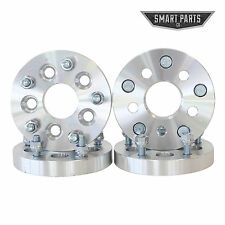 """4pc   2.0"""" (1"""" per side) 5x100 to 5x120.7 ATV Wheel Spacer Adapters 12x1.5 Studs"""