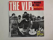 "V.I.P.'s: (Early Spooky Tooth)I Wanna Be Free +2-France 7"" 1966 Fontana EP PCV"