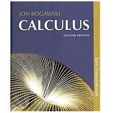 Calculus by Jon Rogawski (2011, Hardcover, 2nd Edition)