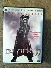 Blade II (DVD, 2002, 2-Disc Set) Wesley Snipes Ron Perlman Nor,man Reedus