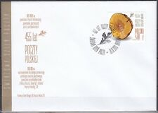 POLAND 2013 FDC SC#  World Day of Post - 455 years of Polish Post